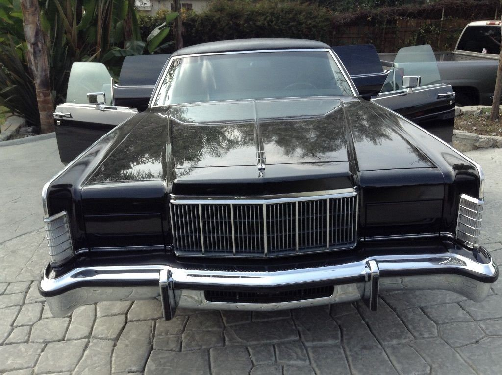 1976 lincoln continental limousine for sale. Black Bedroom Furniture Sets. Home Design Ideas