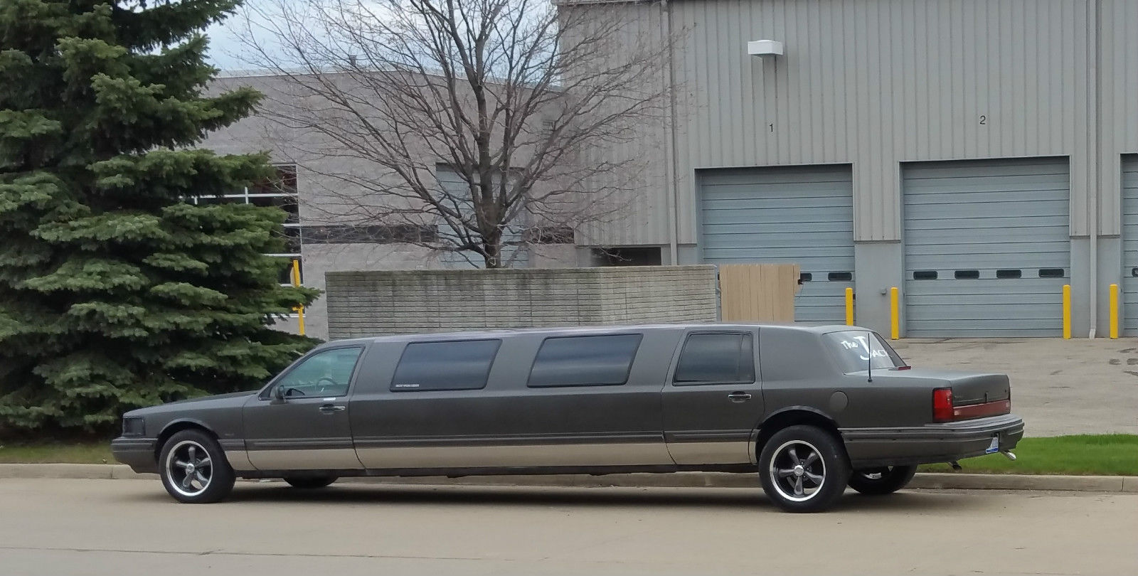 1994 Lincoln Town Car Limo For Sale