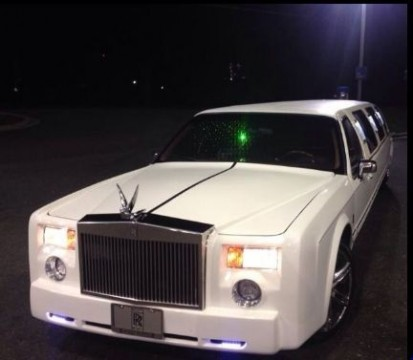 2000 Rolls Royce Limousine for sale