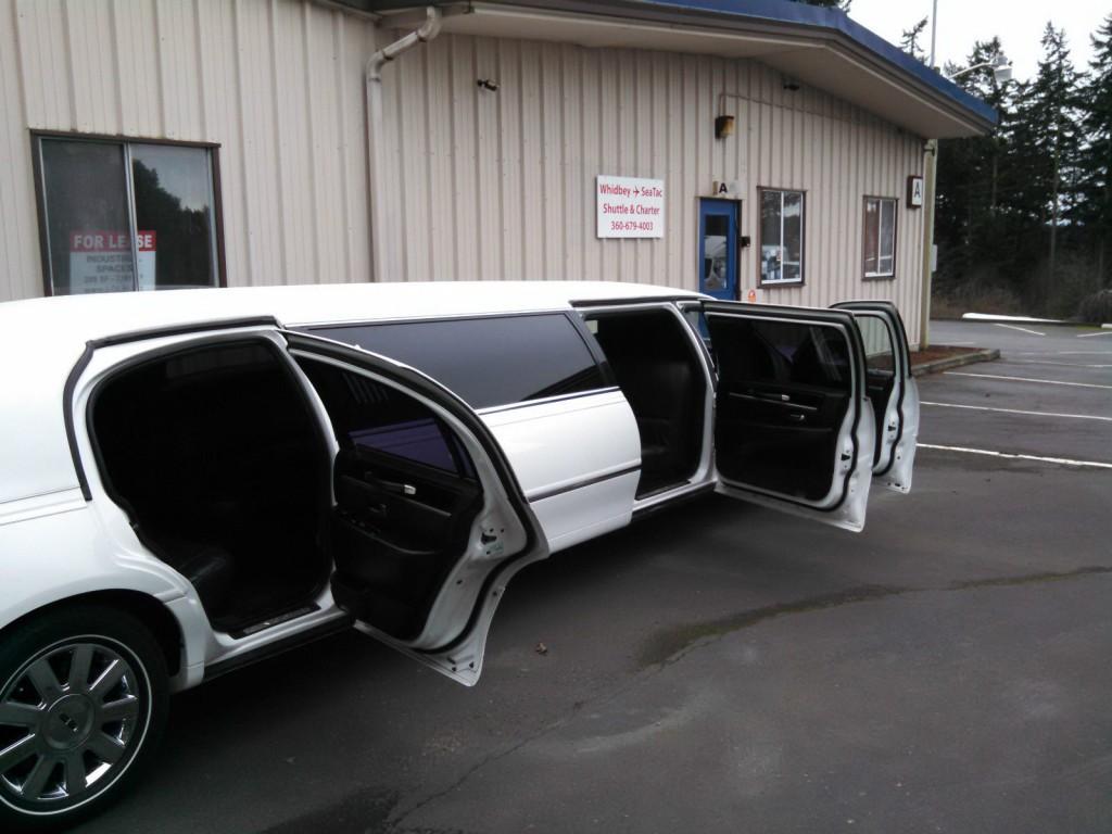 Lincoln Town Car Inch Stretch Sedan By Krystal For Sale X