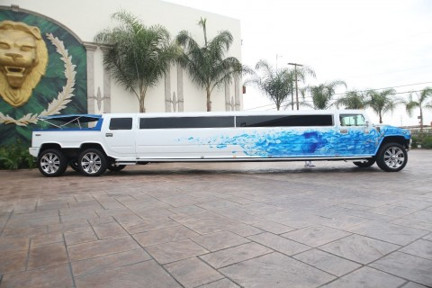 2005 Hummer H2 Limousine for sale