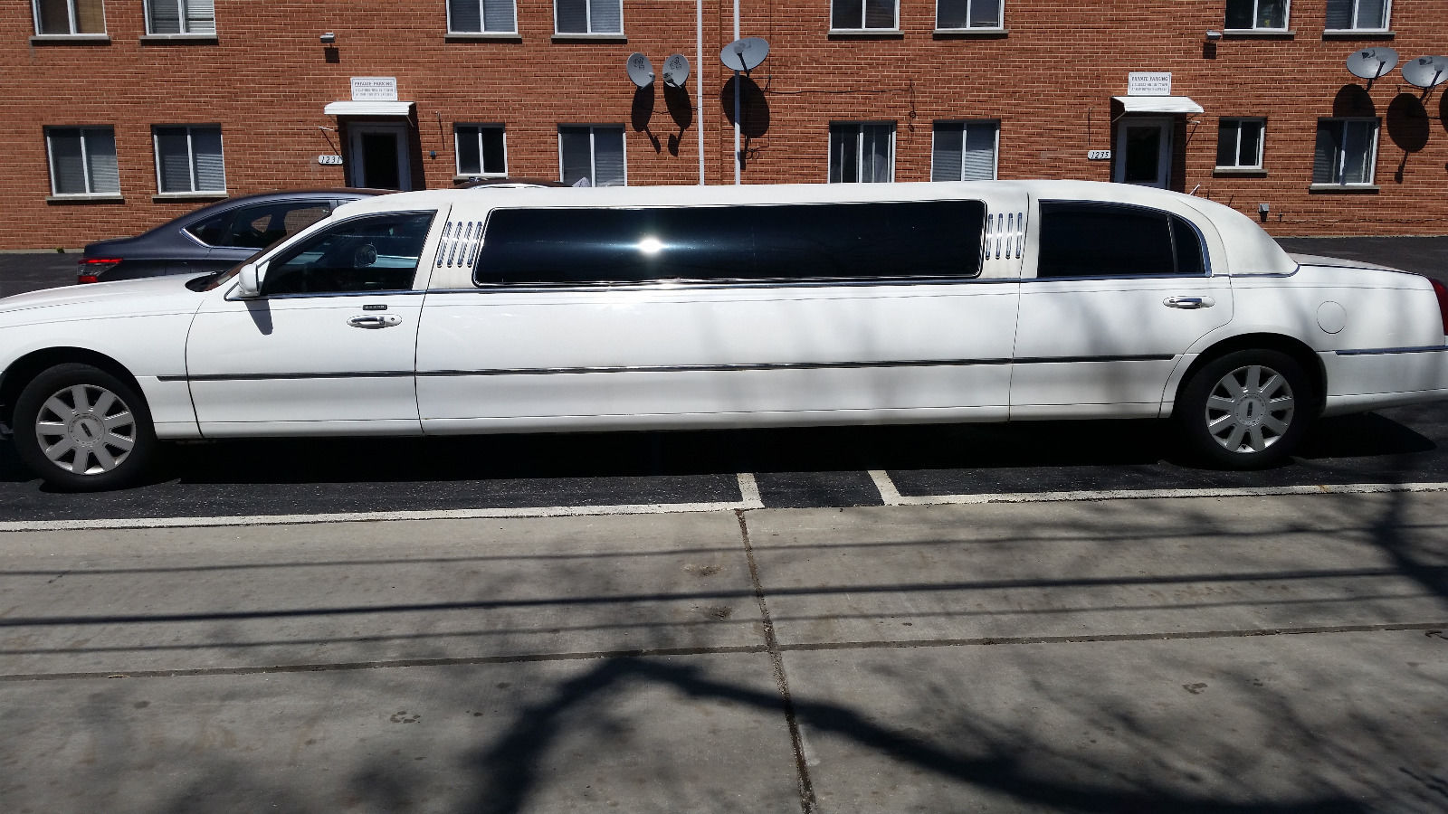Lincoln Town Car Stretch For Sale