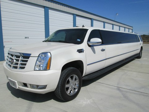 2007 Cadillac Escalade Stretch Limousine for sale
