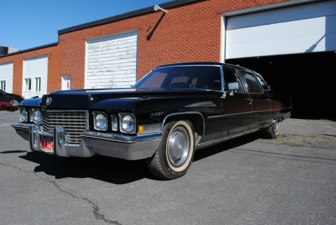 1972 Cadillac Fleetwood Series 75 Limousine for sale