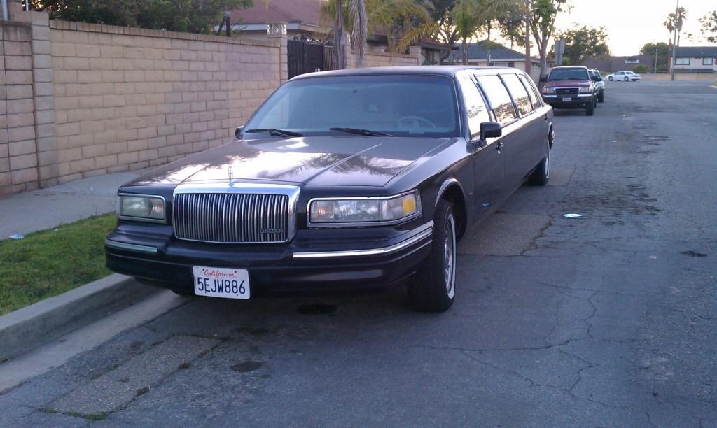 Lincoln Town Car Bumper For Sale