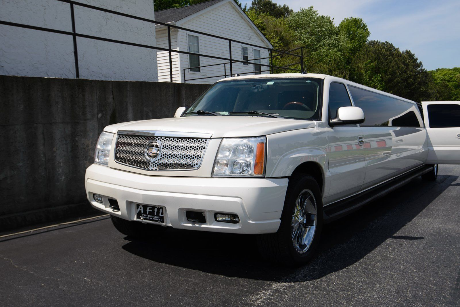 2005 Cadillac Escalade Limousine For Sale