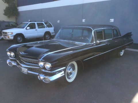 1959 Cadillac Fleetwood Series 75 Limousine for sale