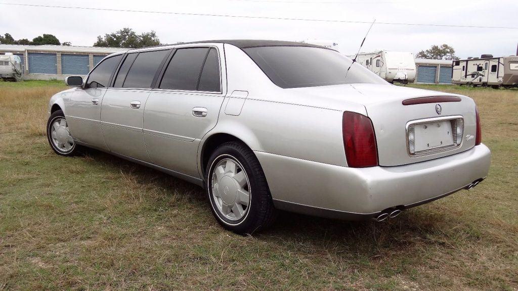 2000 cadillac deville superior limousine for sale. Black Bedroom Furniture Sets. Home Design Ideas