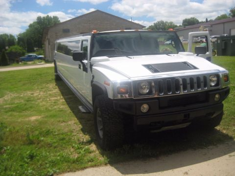 Beautiful 2005 Hummer H2 limousine for sale