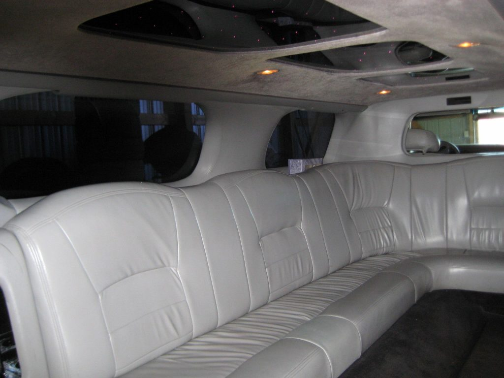 Beautiful 2005 Hummer H2 limousine
