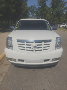 Equipped 2009 Cadillac Escalade limousine for sale