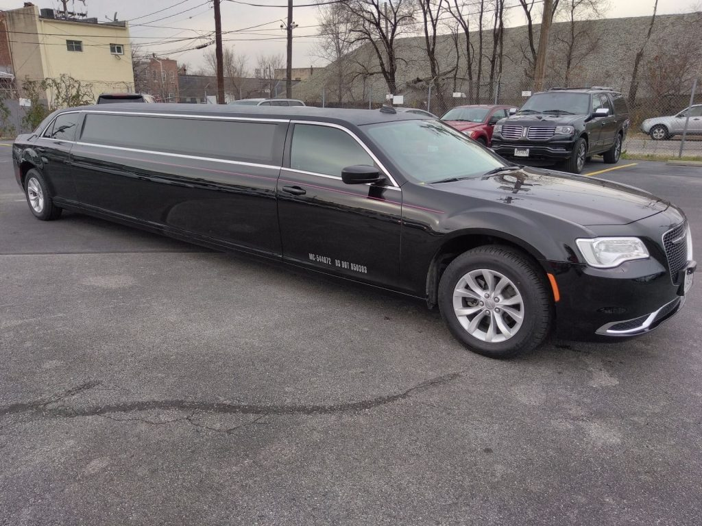 low miles 2015 chrysler 300 series limousine for sale. Cars Review. Best American Auto & Cars Review