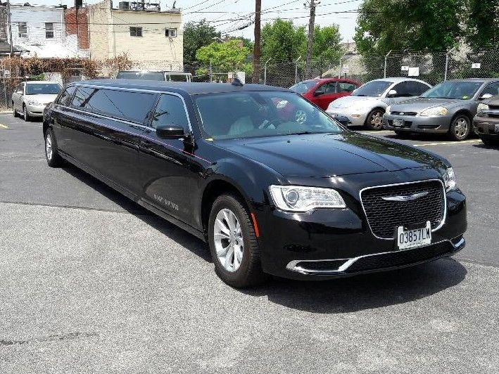 super low miles 2016 chrysler 300 series limousine for sale. Black Bedroom Furniture Sets. Home Design Ideas