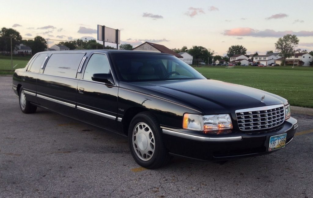 needs transmission 1998 cadillac deville limousine for sale. Black Bedroom Furniture Sets. Home Design Ideas