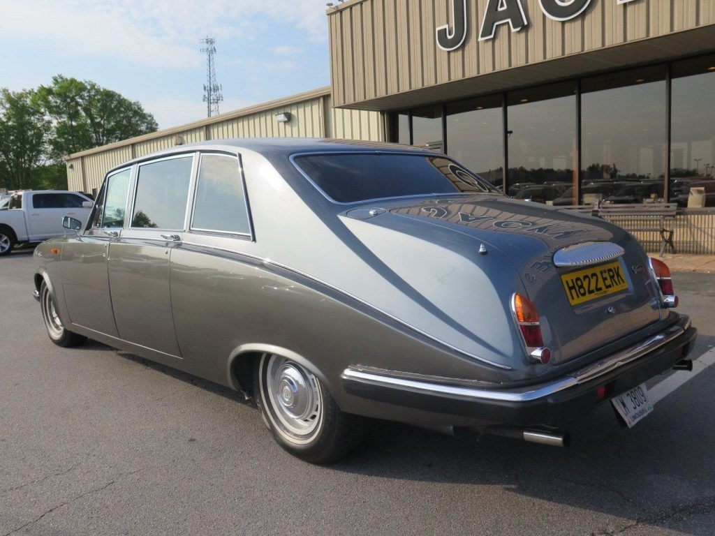 Rare 1980 Jaguar Daimler Ds420 Limousine For Sale