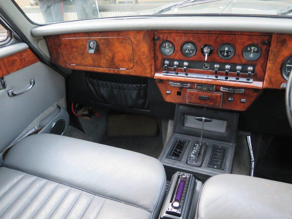 Rare 1980 Jaguar Daimler Ds420 Limousine For Sale