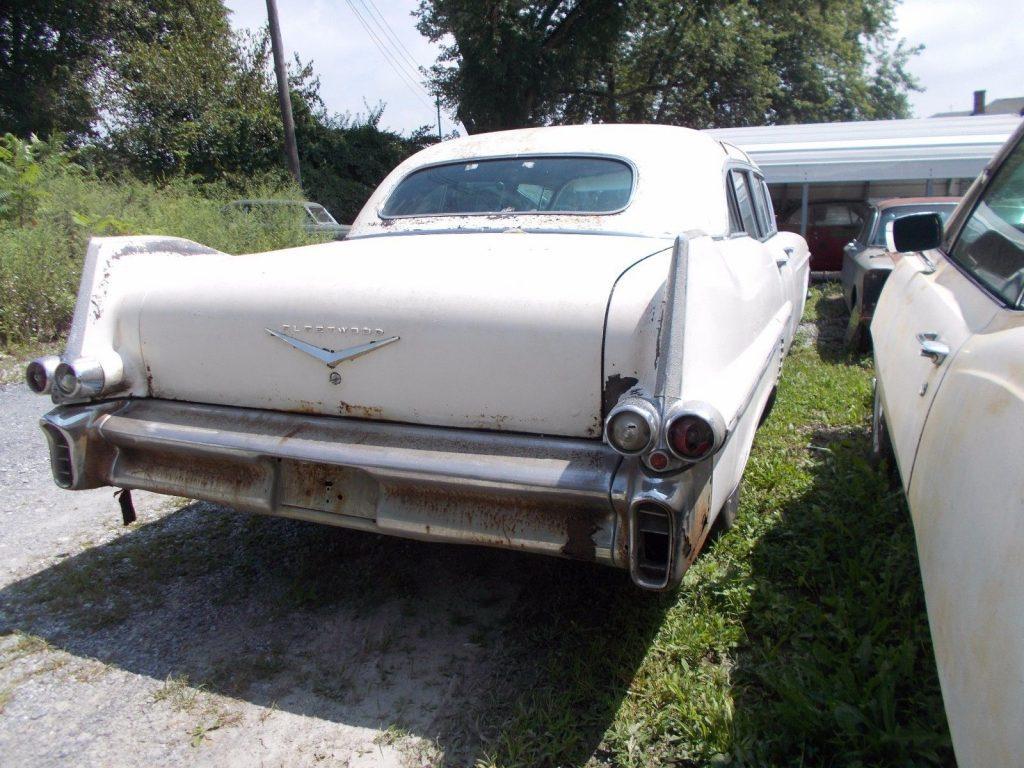 Vintage Cadillac Fleetwood Limousine For Sale X