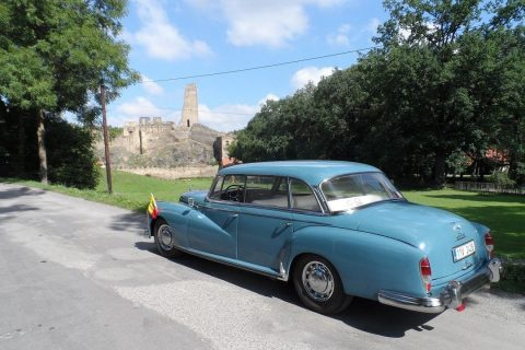restored 1957 Mercedes Benz 300 Series Limousine for sale
