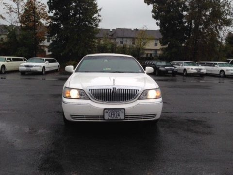 new roof 2006 Lincoln Town Car 120inch Stretch limousine for sale
