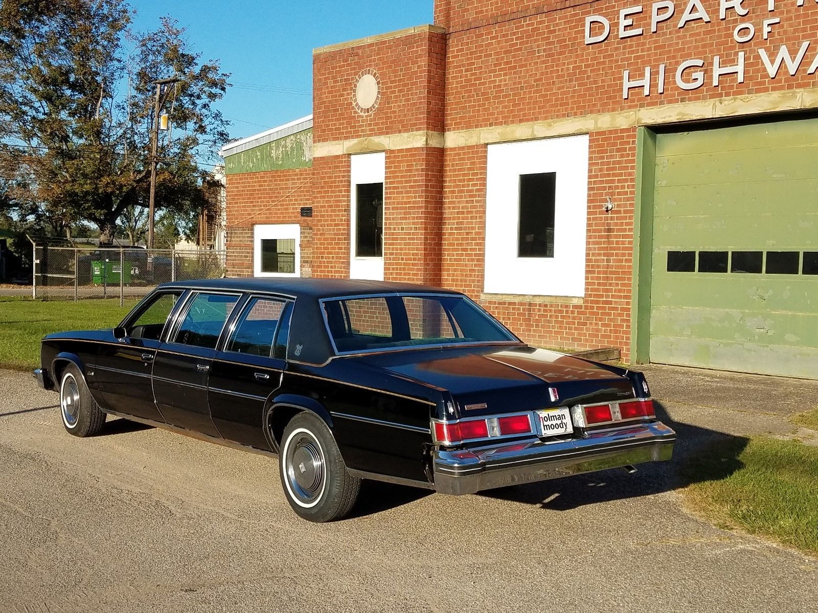 Rare 1979 Oldsmobile Eighty Eight Armbruster Stageway