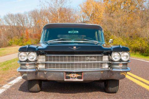grat condition 1963 Cadillac Series 75 Limousine for sale