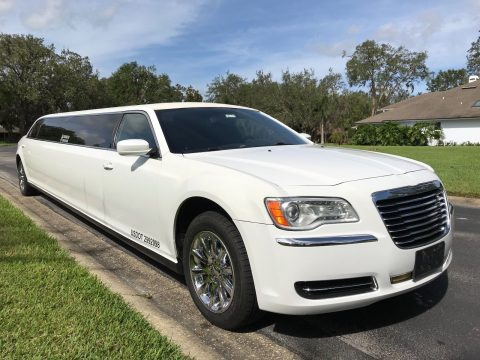 head turner 2011 Chrysler 300 Series limousine for sale