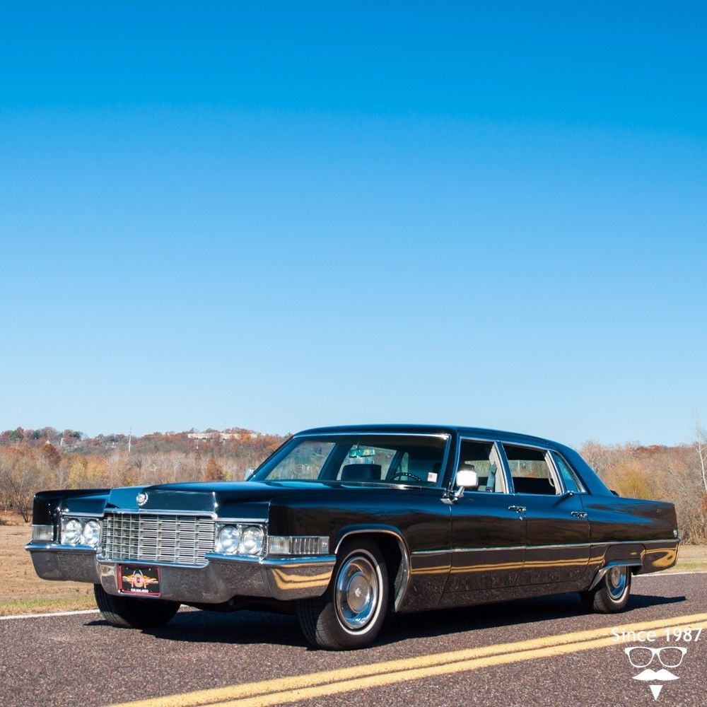 Very Clean 1969 Cadillac Series 75 Limousine For Sale