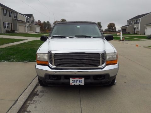 great condition 2001 Ford Excursion XLT limousine for sale
