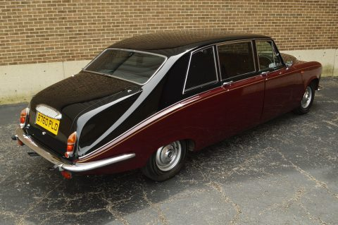 very rare 1985 Daimler DS 420 Limousine for sale