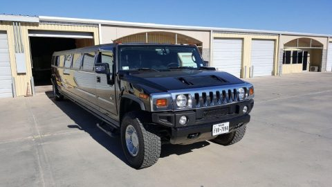loaded 2006 Hummer H2 Limousine for sale