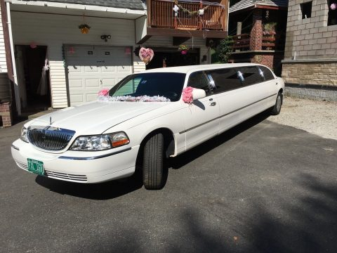 great running 2005 Lincoln Town Car LIMOUSINE for sale