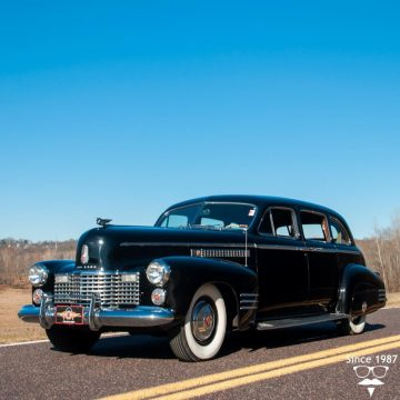 mostly original 1941 Cadillac Fleetwood Touring Imperial Limousine for sale