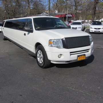 one side design 2008 Ford Expedition limousine for sale