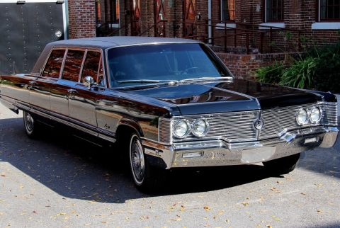 rare 1968 Imperial Lebaron Limousine for sale