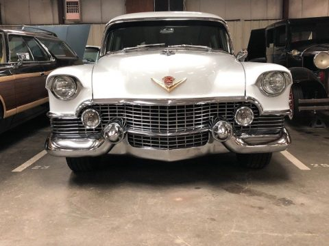 1968 frame and engine 1954 Cadillac Fleetwood limousine for sale