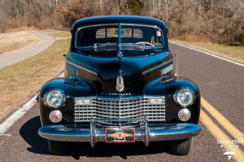 mostly original 1941 Cadillac Series 75 Fleetwood 7 Passenger Touring Imperial Limousine for sale