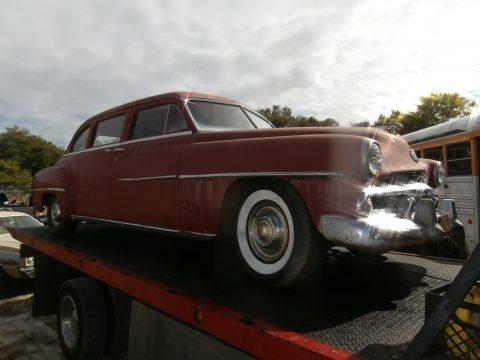 needs restoration 1951 Dodge Coronet Limousine for sale