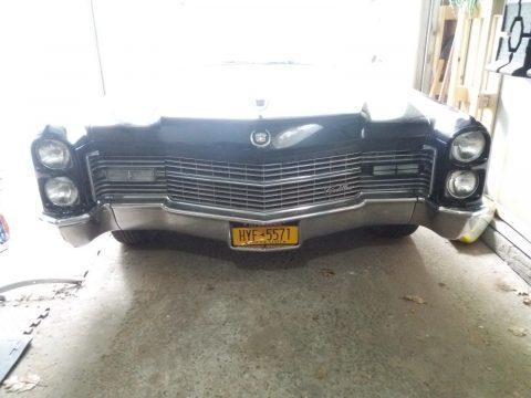 new fluids 1966 Cadillac Fleetwood limousine for sale