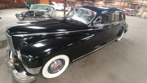 rare 1947 Packard 200 clipper limousine for sale