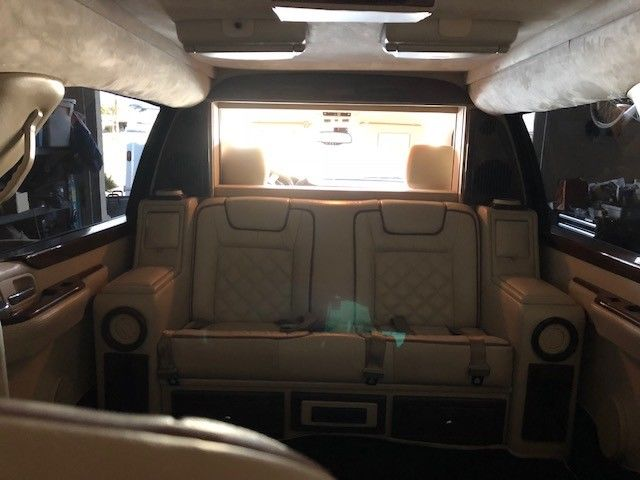 stretched 2007 Cadillac Escalade Executive LIMOUSINE