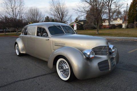 stunning 1940 Graham Custom Limousine for sale