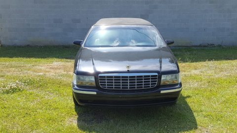 everything works 1998 Cadillac DeVille Limousine for sale