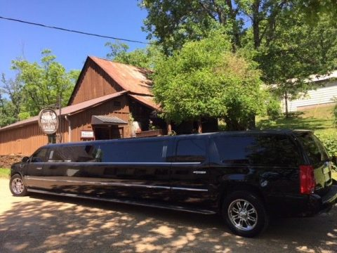 extra stretch 2008 Cadillac Escalade Limousine for sale