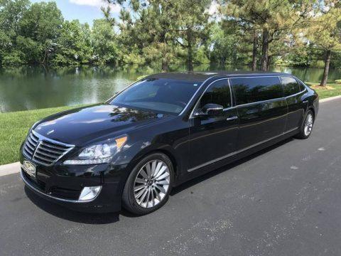 special 2015 Hyundai Equus Signature Limousine for sale