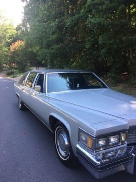 low miles 1977 Cadillac Fleetwood 75 Limousine for sale