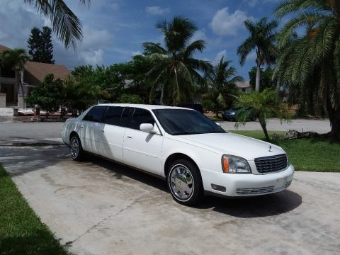 Excellent 2004 Cadillac DTS EUREKA limousine for sale
