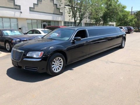 very clean 2013 Chrysler 300 Series 300C limousine for sale