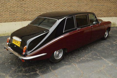 rare 1985 Daimler DS 420 Limousine for sale