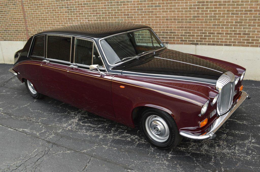 Rare Daimler Ds Limousine For Sale X