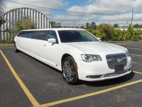 clean 2015 Chrysler 300 Series limousine for sale